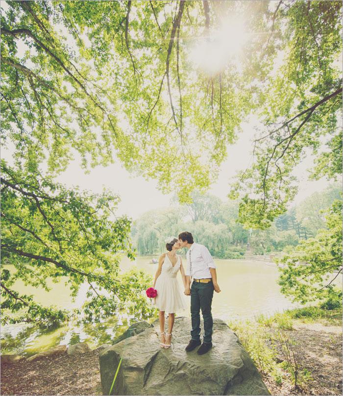 Heidi + Layne Wedding [NYC] • W. Scott Chester • Photo Blog