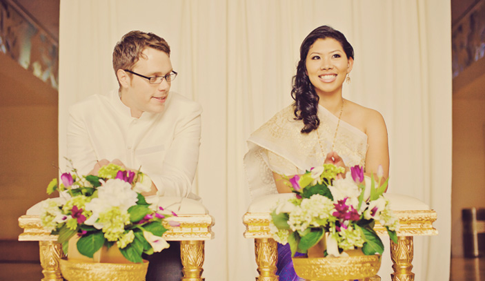 Atlanta Wedding - Thai Ceremony